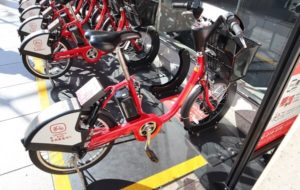 名古屋自転車シェアリング