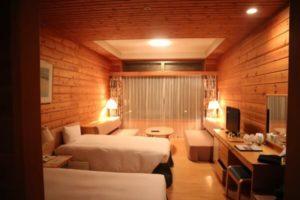 マキノグランドパークホテルの部屋