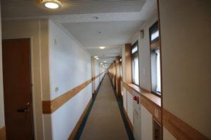 マキノグランドパークホテルの館内