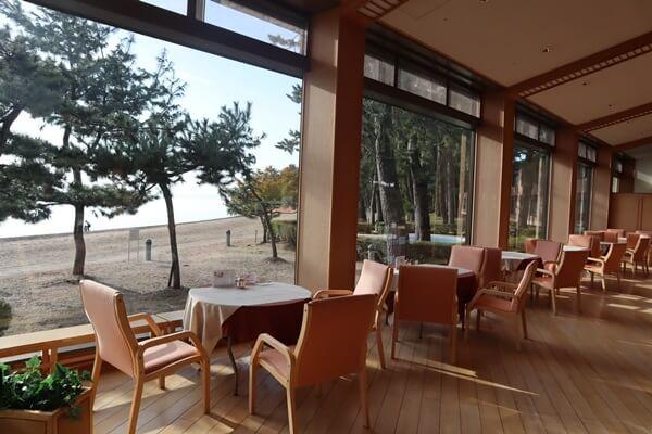 マキノグランドパークホテルのレストラン