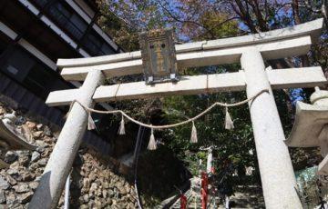 竹生島の神社