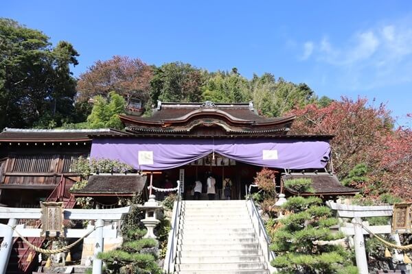 竹生島神社