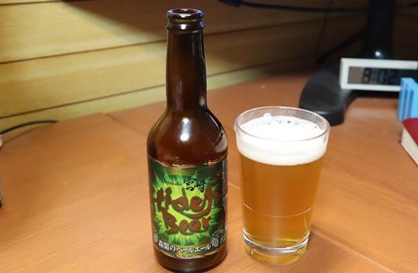 自家製酵母ビール
