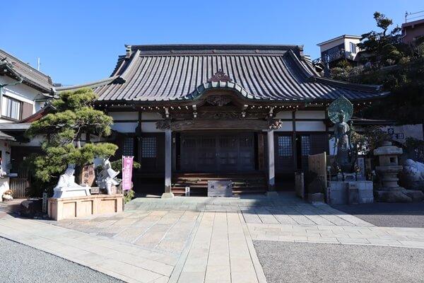 満福寺の外観