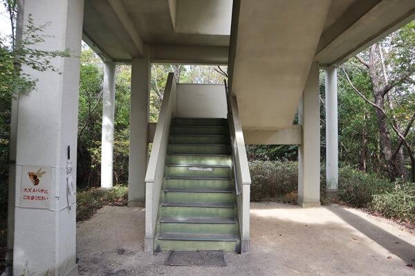 3階建ての展望台